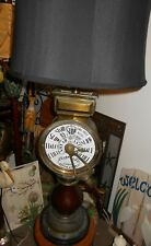 "Rare Chadboam's Brass Ship's Telegraph (Liverpool) 40"" Tall Lamp"