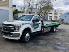 2017 Ford F550 Tow Truck