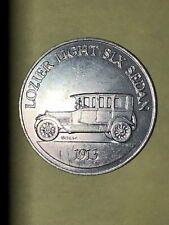 Lozier Light Six Sedan Antique Car Series 1 Commemorative Coin Token Sunoco