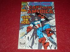[BD COMICS MARVEL USA] CAPTAIN AMERICA # 372 - 1990