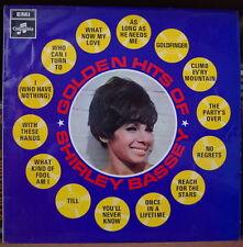 SHIRLEY BASSEY GOLDEN HITS OF UK PRESS LP