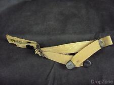 US Military Fritz Helmet Chin Strap - Desert Issue Tan Colour