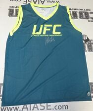 Anthony Pettis Signed UFC The Ultimate Fighter Jersey PSA/DNA COA TUF Autograph