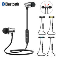 Wireless Bluetooth Earphone Headset In-Ear Earbuds Headphone for IOS Android