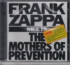 Frank Zappa/Frank Zappa Meets the Mothers of Prevention (Nuovo! OVP)