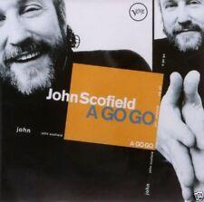 CD de musique go-go pour Jazz