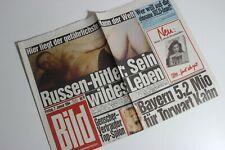 BILDzeitung 07.01.1994 Januar 7.1.1994 Geschenk 27. 28. 29. 30. Geburtstag