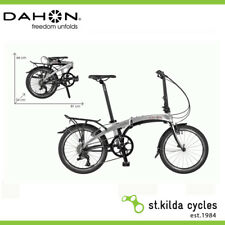 Dahon Vigor D9 Folding Bike - Silver/black