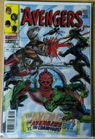 Avengers #672 Lenticular Cover Marvel Comic 1st Print 2017 NM
