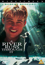 A RIVER RUNS THROUGH IT - DVD - REGION 2 UK