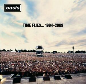 Oasis - Time Flies 1994-2009 - Oasis CD 8CVG The Cheap Fast Free Post The Cheap