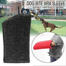 More details for young dog bite arm sleeve safety training for working dogs german shepherd