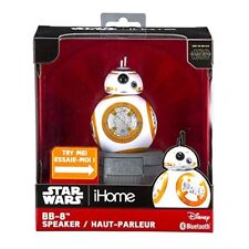 Star Wars BB-8 Bluetooth Speaker by iHome. Brand New