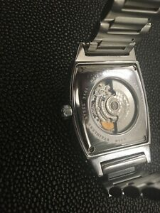 Jacques Lemans G150 Geneve Automatic Swiss Made Watch 316L Steel WR 5 ATM