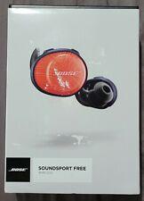 Bose SoundSport Free Wireless Earbud Headphones - Orange