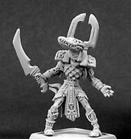1x CHOSEN of SOKAR - WARLORD REAPER figurine miniature rpg alligator egypt 14280