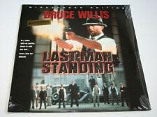 LAST MAN STANDING Laserdisc LD WIDESCREEN FORMAT NEW