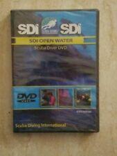 Sdi Open Water Diver Dvd Scuba Diving International Dvd