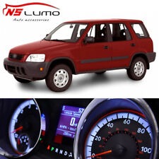 LED Speedometer Dashboard Instrument Gauge Dash Lights Bulbs for Honda CRV 97-00