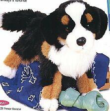 Douglas Trevor Bernese Mountain Dog Plush Toy Stuffed Animal New