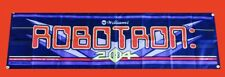 LARGE Robotron Arcade Video Game Banner Flag Poster FREE SHIPPING