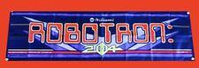 LARGE Robotron Arcade Video Game Banner Flag Poster