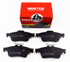 BRAND NEW MINTEX REAR BRAKE PADS SET MDB3150 (REAL IMAGES OF THE BRAKE PADS)