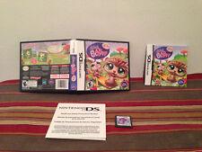Littlest Pet Shop: Spring (Nintendo DS, 2009) Complete Canadian variant