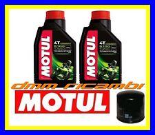 Kit Tagliando HONDA SH 300 13>14 + Filtro Olio MOTUL 5100 10W/40 SH300 2013 2014