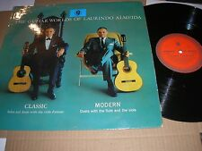 THE GUITAR WORLDS OF LAURINDO ALMIDA CLASSIC & MODERN WRC ST940 STEREO