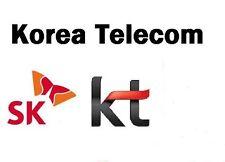 KOREA SK/KTF IPHONE 3GS/3/4/4S/5 /5S/5C/6/6+ FACTORY UNLOCK !!!