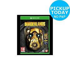Borderlands The Handsome Collection Microsoft Xbox One Game 18+ Years