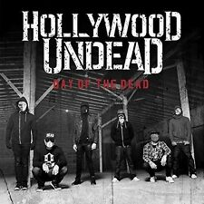 Hollywood Undead - Day of the Dead [New CD] Clean