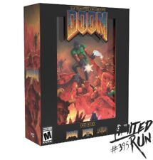 Limited Run #395: DOOM: The Classics Collection Collector's Ed (PS4) PREORDER