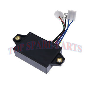 12V Automatic Voltage Regulator AVR 16A11-14001 for Mitsubishi K3B K3D K3E K4D