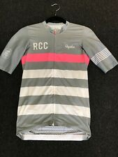 Rapha RCC Aero SS Sleeve Full Zip Cycling Jersey