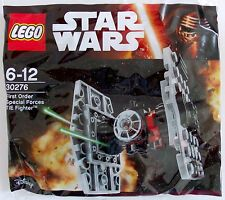 Lego Star Wars 30276 First Order Special Forces TIE Fighter Promo Bag