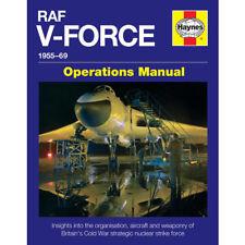 RAF V-Force Operations Manual by Haynes