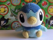 Pokemon Center Japan Piplup Plush Pokedoll 2006 stuffed animal go toy USA Seller