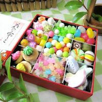 """New Japanese Sweets Assort """"Kyoto Flower"""" 9 types Konpeito Candy Set F/S Japan"""