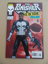 Punisher : War Zone  25 . Painted Cover . Marvel 1994 . FN / VF