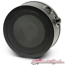 Solomon Mics LoFReQ Microphone - Sub Kick Drum Recording Mic - Black