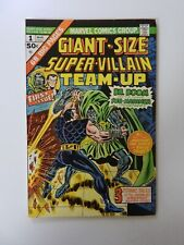 Giant-Size Super-Villain Team-Up #1 VF- condition Huge auction going on now!