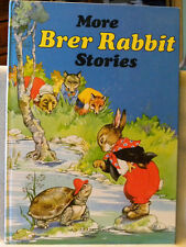 More Brer Rabbit Stories Illustrated by Rene Cloke Award Publications 1983,HC