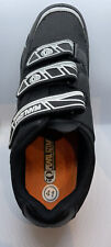 PEARL IZUMI Black Cycling Shoes I-Beam size 7.5/41 with Matching Pedals