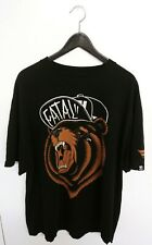 Vtg 2000s Fatal Clothing Grizzly Bear T-Shirt Size (2XL)