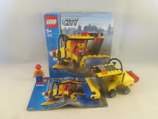 Lego City - 7242 Street Sweeper