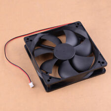 Dual Ball 12V 12cm 120x120x25mm Brushless Computer Case Cooling Fan 120mm 0.45A