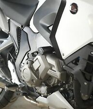 R&G RACING Aero Crash Protectors, Honda Crosstourer 1200 *BLACK*