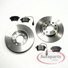 Audi A8 [ 4E2 4 E8] - Discos de Freno Pastillas Para Trasero Eje